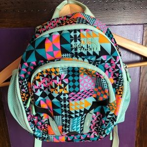 The North Face Backpack Multi-Color 100% Polyster